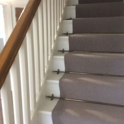 Staircase Paint Work